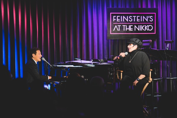 Michael Feinstein and Liza Minnelli